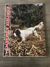 The American Rifleman Issue 1966 September Field English Setter Front Cover