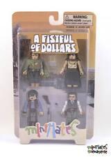 Spaghetti Western (Clint Eastwood) Minimates Fistful of Dollars Box Set