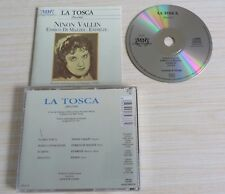 CD CLASSIQUE LA TOSCA PUCCINI NINON VALLIN PAYEN ENDREZE COMPILATION 1990
