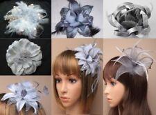Peinetas color principal plata para cabello de mujer