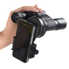 Universal Telescope Camera Cell Phone Mount Holder Adapter Interface Bracket Kit