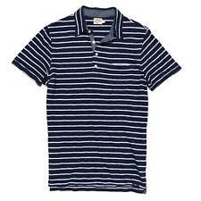 FAHERTY BRAND M Medium Men's Polo Shirt Short Sleeves Pocket