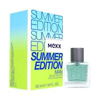 Mexx Summer Edition Man Edt Eau de Toilette Spray 50ml 1.6fl.oz NEU/OVP