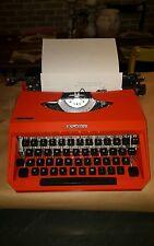Mercedes designed priveledg  retro typewriter