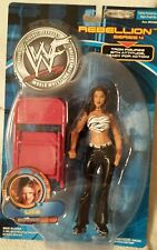 WWF LITA Rebellion series 4  Official Licensed Product  Collector Action Figure