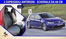 Coprisedili Volkswagen Golf 7 VII 3 e 5 porte Schienali fodere copri sedili auto