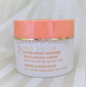 Nutrimetics Nutri-Moist Intense Moisturising Creme 125ml brand new