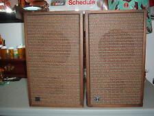 noresco speakers made in germany model ne-521