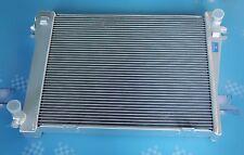Fit BMW 3 E30 320i / 323i / 325e / 325i / 325ix M20 aluminum radiator 2 Rows