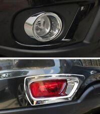 Dodge Journey Fiat Freemont 2012 2013 2014 2015 2016 Chrome Fog Light cover trim
