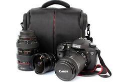 Waterproof Camera Shoulder Bag for Canon DSLR & DSR T5i T4i T3i T2i T1i Xti Xsi