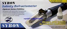 Sybon Refractometer for Seawater Aquariums Refractometer