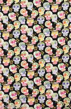 Alexander Henry Mini Calaveras (skulls) Day of the Dead