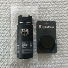 TAG Heuer Hydro Flask Tumbler Not for Sale Hot Cold 16oz Stainless steel bottle