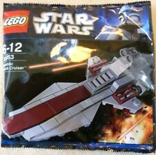 Collectable Lego Polybag - Star Wars Republic Attack Cruiser - 2011 BNIP