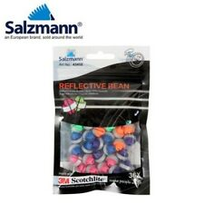Salzmann 3M Scotchlite 36x Reflective Spoke Beads Bike Reflectors (Child Safety)