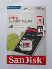 SanDisk Micro SD Card 16GB TF Class 10 Ultra Nintendo Samsung Cell Phone #3