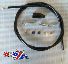 NEW UNIVERSAL FITTING CLUTCH BRAKE CABLE REPLACEMENT REPAIR KIT MOTO MOTORBIKE