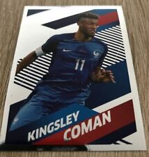 CARTE N°65 COLLECTION PANINI FFF FRANCE 2018 CARREFOUR STICKER AUTOCOLLANT