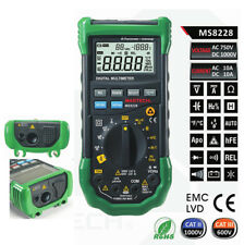 MASTECH MS8228 Multimeter Non-Contact IR Thermometer Relative Humidity Tester