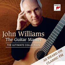 JOHN WILLIAMS - THE GUITAR MASTER  2 CD NEW+