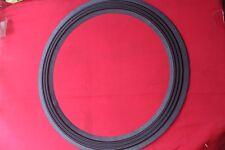 "2 pcs 15"" 15inch 3 line cloth ( fabric) repair JBL Woofer Bass Speaker surrounds"