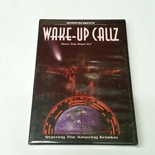Wake-Up Callz Starring the Amazing Kreskin - Widescreen DVD, 2008