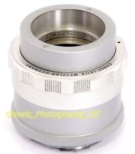Leica Visoflex IIA/III en forma de Lente de Leitz otzfo/16464K Universal enfoque Monte