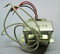 Soundesign model 4126 8-track player Power transformer Tested