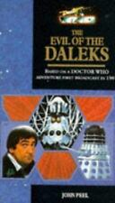 Doctor Who: The Evil of the Daleks (Target Doctor Who Library) Peel, John Paper