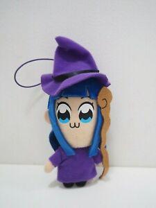 "Pop Team Epic Takeshobo Pipimi Strap Magician Mascot 6"" Plush Toy Doll Japan"