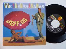 JEFF & CO Vive les nénés des nanas 410405  RRR