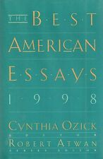 "Best American Essays"" SIGNED John UPDIKE, Saul BELLOW, William GASS, John McPHEE"