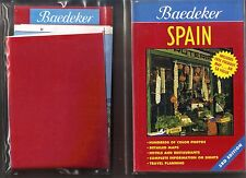 Baedeker Spain 3rd Edition includes fold out map 100s of photos