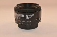 Nikon AF Nikkor 50mm 1:1.8 AF Objektiv für Nikon FX und DX