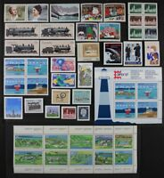 CANADA Postage Stamps, 1985 Complete Year set collection, Mint NH, See scans