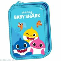 Stationary Set Free Shipping Korean Pencil Case for Kids 2 Sets for $9.95