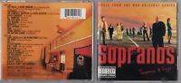 The Sopranos: Peppers & Eggs (Music From the HBO Original Series) [PA] 2CD 2001
