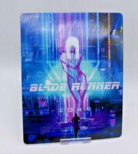 BLADE RUNNER 2049 - Glossy Bluray Steelbook Magnet Cover (NOT LENTICULAR)