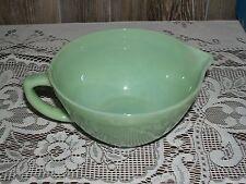 Fire King Green Mixing bowl