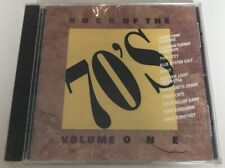 #062 SEALED DCC Audiophile CD - Rock Of The 70's Volume One - Another Rare One!