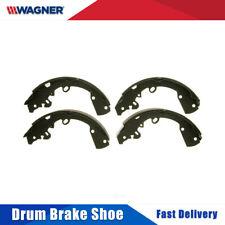REAR 4PCS Wagner Drum Brake Shoe Set For DODGE DAKOTA 2005 2007 2008 2009 2010