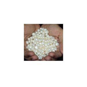 PERLE NATURALI C  500 CARATI CABOCHON  11 mm LOTTO