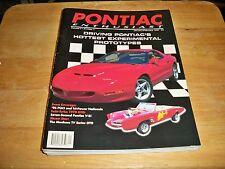 PONTIAC ENTHUSIAST VOLUME 3 NUMBER 1 1997
