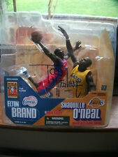 Marque/o`neal 2003-04 McFarlane Basketball NBA All-Star Game exclusif signé