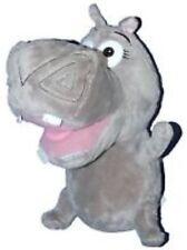 Peluche gloria madagascar 25 cm ippopotamo plush soft toys idea regalo