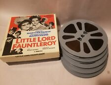 LITTLE LORD FAUNTLEROY - Super 8mm complete sound feature 1936 on 5-400' reels