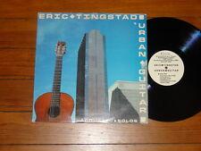 ERIC TINGSTAD URBAN GUITAR ACOUSTIC SOLOS LP Chesire (Vinyl)