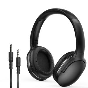 Baseus Wireless Headphones Noise Cancelling Bluetooth 5.0 Stereo Over Ear Headse