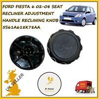 FORD FIESTA 6 02-08 SEAT RECLINER ADJUSTMENT HANDLE RECLINING KNOB 5S61A618K78AA